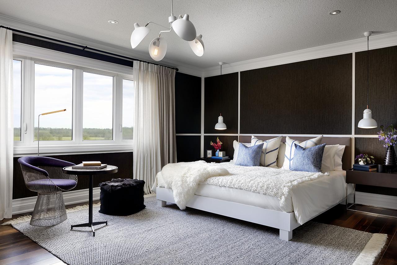 Rendering of Simcoe Landing interior bedroom