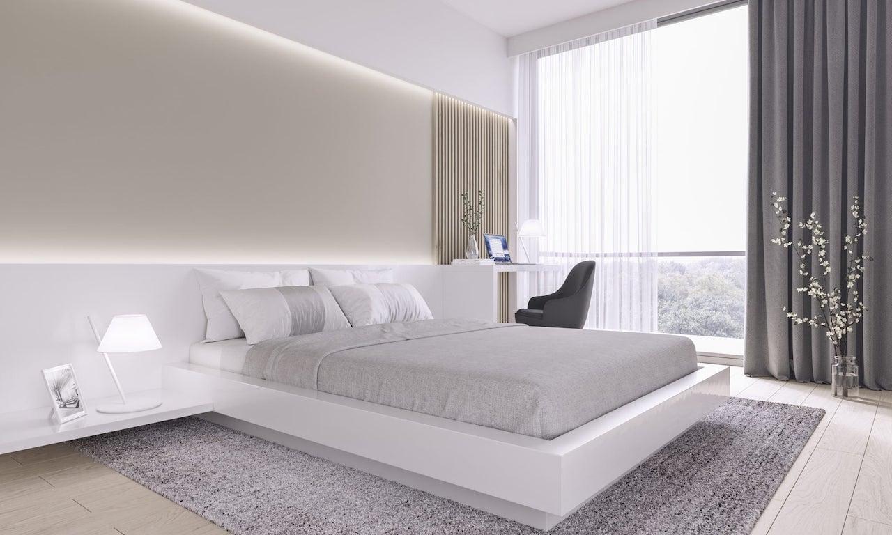 Rendering of Mondria Condos guest suite
