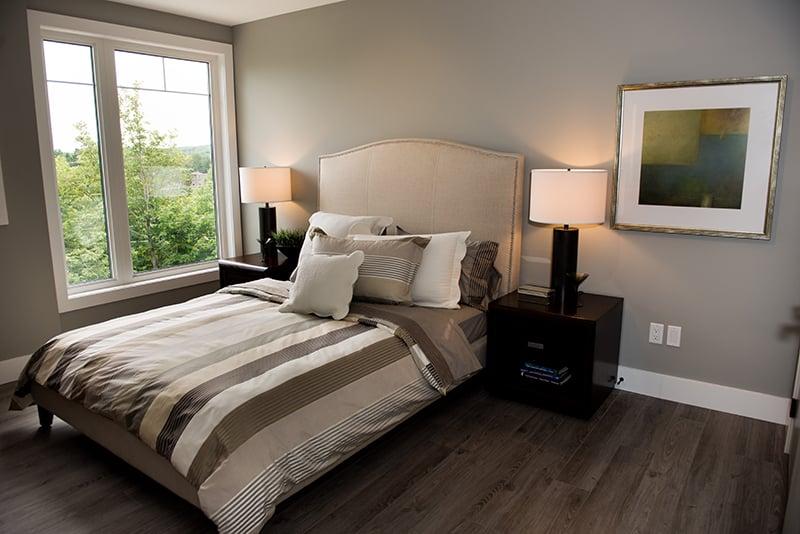 Treetops Condos bedroom