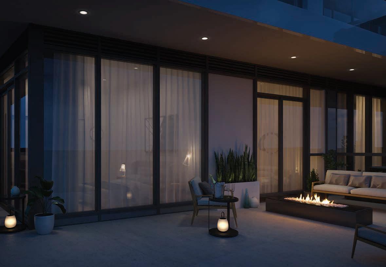 Rendering of 79825 Condos Exterior suite terrace