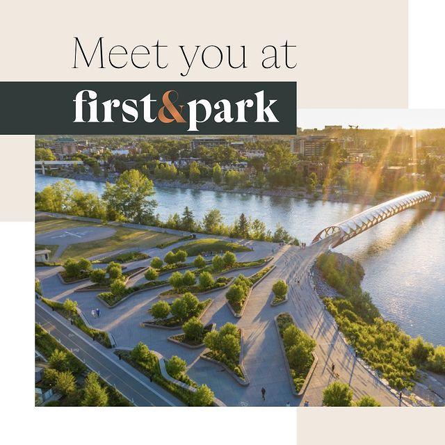 Meet you at First & Park